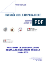 programa nuclear - fcfm 2010