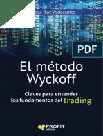 Metodo Wyckoff - Enrique Diaz Valdecantos(Portugues)