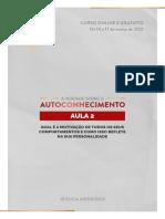 [AVSA 5ª Edição] PDF da Aula 2
