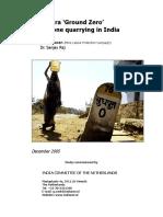 sandstone-quarrying-in-india