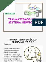 Traumatismos del Sistema Nervioso