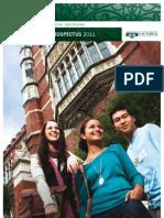 International Prospectus 2011