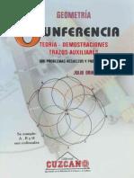 GEOMETRIA 6 CIRCUNFERENCIA JULIO ORIHUELA