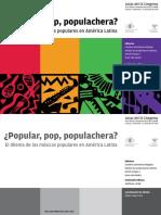 Músicas populares en América Latina. Actas del IX congreso de la IASPM-AL 2010