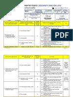JSA Bongkar Muat Drum Emulsifier Februari 2021