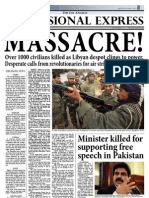 Professional Express Newspaper March 3, 2011