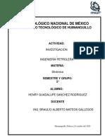 TECNOLÓGICO NACIONAL DE MÉXICO  list