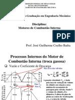5º Class - Gas Exchange Process