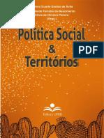 Polticas Sociais e Territorios