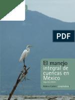 El manejo integral de cuencas en México