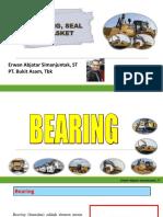 Bearing, Seal & Gasket