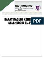 Barat Kagumi Kehebatan Salahuddin Al Ayubi