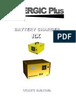 RX user manual