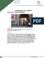 Le Marche medievali in un volume - Centropagina.it, 22 marzo 2021