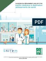 Snitem-Europharmat-Guide-Etablissement de sante-juillet 2020