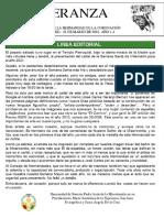 Villamartín. 2021 La Esperanza Año 1 Nº 4