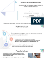 PPT Journal Reading Pedodonsia - Ai Rafikah Nurpratiwi - 160112180086