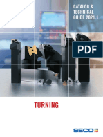 Global Turning Catalog
