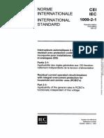IEC 61009-2-1-1991 scan