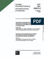 IEC 61009-2-2-1991 scan