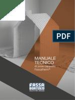 Manuale di Posa - Sistema Cappotto FassaTherm (10_16)