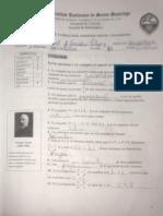 Matematica 20 Marzo 2021