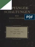 10 - 1957 - Empfanger Schaltungen der Radio-Industrie - X