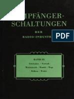 09 - 1957 - Empfanger Schaltungen Der Radio-Industrie - ІX