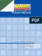 Livro-Texto - Unidade I INTRO DIREITO