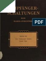 07 - 1954 - Empfanger Schaltungen der Radio-Industrie - VІI