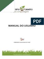 Manual Do Usuário - Minhocário Caseiro