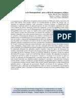 Biomagnetismo e Enxaqueca - Artigo CONGREPICS Lagarto