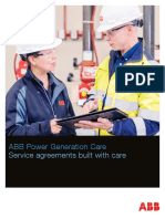 Power Generation Care_Brochure