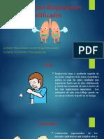 Movimientos Respiratorios Modificados