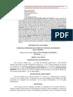 2016-00536 Contrato. Mpio de Pereira. Primacía de la realidad. Trabajador oficial. Convención colectiva. Modifica