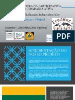 Erasmus _apresentação Às Turmas