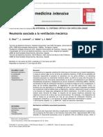 neumonia asociada a ventiladort