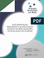 Documentacao Pedagogica da EI da RME de Goiania 2019