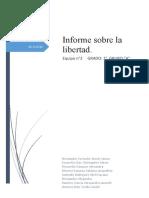 308479539 Informe Sobre La Libertad