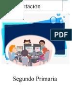 Computacion segundo primaria