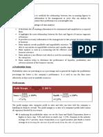 Group assignment -Finance fix