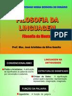 Filosofia da Linguagem II - Aulas 2021