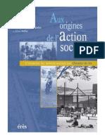 Aux Origines de l'Action Sociale