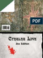 Cthulhu Live 3rd Edition