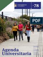 Agenda Universitaria - Mayo 2019