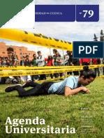 Agenda Universitaria - Junio 2019