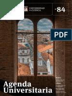 Agenda Universitaria - Noviembre 2019