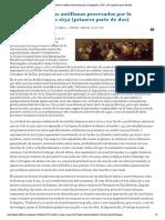 Brujas y hechiceras antillanas procesadas por la Inquisición, 1610 a 1632 (primera parte de dos)