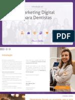 Ebook Marketing Digital para Dentistas