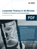 Article_Mercer-Capital_Corporate-Finance-in-30-Minutes-2016